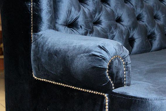 диван с декоративной отделкой от торгового дома Наоми купить в Одессе