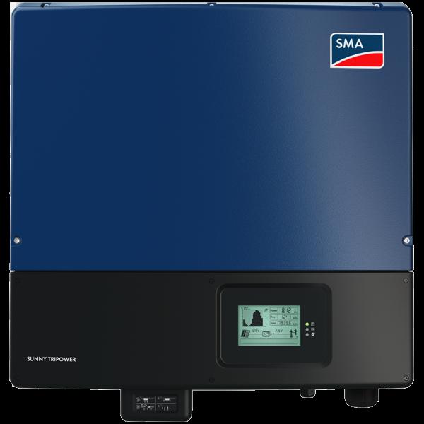 Сетевой солнечный инвертор SMA 15 кВт, 380 В, Sunny Tripower 15000TL