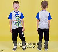 Штаны детские мальчик 0675 /р69