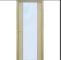 Двери межкомнатные шпонированные Коллекции Премьера модель Премьера со стеклом Омис