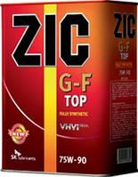 Трансмиссионное масло ZIC G-F TOP 75W-90(4л)