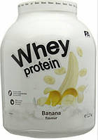 Fitness Authority Whey Protein (Фитнесс Ауторити Вей Протеин) - сывороточный протеин 2,27кг.  банан.