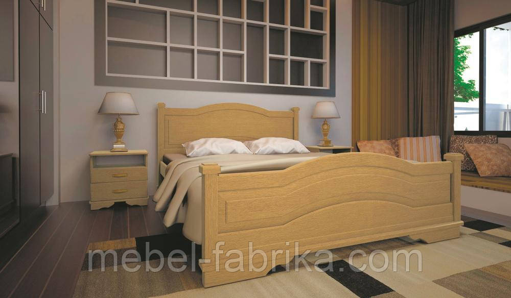 Кровать ТИС АТЛАНТ 15 160*200 сосна