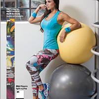 Лосины/леггинсы спортивные женские компрессионные для бодибилдинга, фитнеса, зала, спорта и танцев