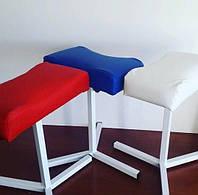 Тренога подставка для педикюра (белый, синий, красный)