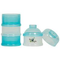 Bo jungle Емкость для сухой молочной смеси B-dose Turquoise
