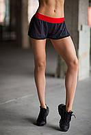 Спортивные шорты Paris Mesh in Red, фото 1