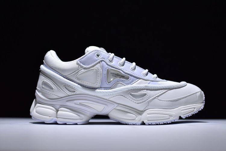 Кроссовки Adidas Raf Simons Ozweego 2 white. Топ качество. Живое фото (Реплика ААА+)