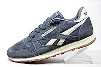 Мужские кроссовки Reebok Classic Leather, Premium Gray
