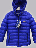 Синяя куртка Joiks В 17.2