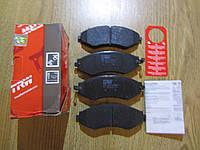 Передние тормозные колодки TRW GDB3347