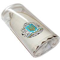 Шапки для сауны (светло-серый войлок) в упаковке