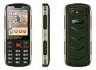 Мобильный телефон SERVO H8 Black, 4 SIM, GSM