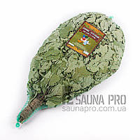 Веник дубовый в упаковке, Saunapro