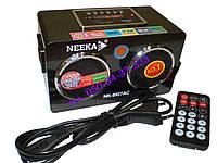 Радиоприемник колонка NEEKA NK-8927 AC, фото 1