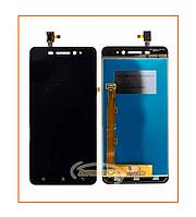 Дисплей Lenovo S60 с сенсором (тачскрином) Black Original