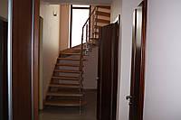 """Изготовление и монтаж лестниц для дома на больцах """"под ключ"""""""