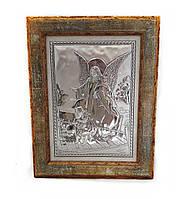 Ангел Хранитель в деревянной рамке в шкатулке