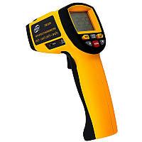 GM2200 Benetech пирометр, инфракрасный бесконтактный измерение температуры до 2200 ºC