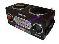 Радиоприемник Колонка NK-850 USB/SD MP3 PLAYER, фото 1