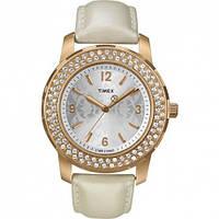 Женские часы Timex SL Crystal Tx2n151