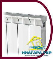 Биметаллическая батарея АЛТЕРМО ЛРБ 500x80 (10 секций)