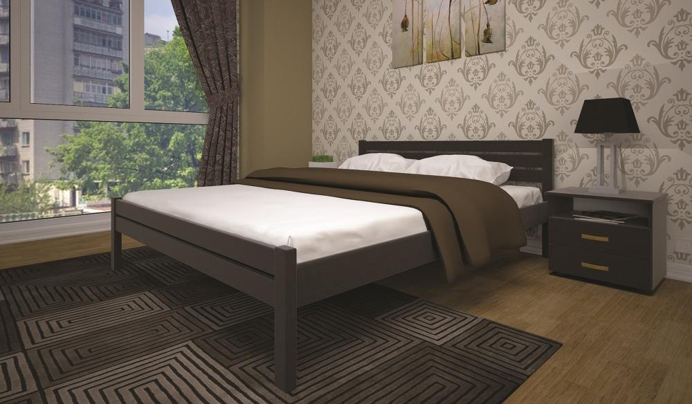 Кровать ТИС КЛАСИКА  120*190 сосна