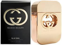 Женская туалетная вода Gucci Guiltу