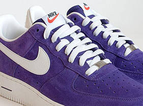 Мужские кроссовки Nike Air Force 1 Low Blazer Purple, фото 3