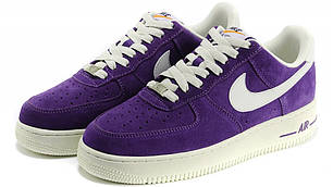 Мужские кроссовки Nike Air Force 1 Low Blazer Purple, фото 2