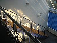 """Изготовление и монтаж лестниц для дома на тетивах """"под ключ"""""""