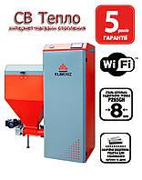Пеллетный котел с автоматической подачей топлива Klimosz Duo NG 35 кВт