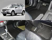 Коврики салона Subaru Suzuki резиновые (Чехия-США)