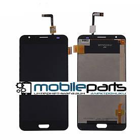 Оригинальный Дисплей (Модуль) + Сенсор (Тачскрин) для Ulefone Power (Черный)