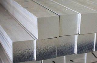 Алюминиевый квадрат 25 мм 6082 Т6 (АД35Т)