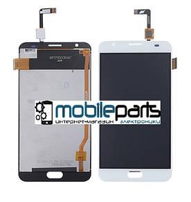 Оригинальный Дисплей (Модуль) + Сенсор (Тачскрин) для Ulefone Power (Белый)