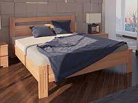 """Кровать из натурального дерева """"Вена"""""""