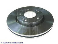 Тормозной диск передний Hyundai Sonata V(NF)(2005-) Blue Print(ADG04395)
