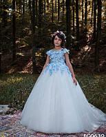 Детское нарядное платье FG0639 - индивидуальный пошив