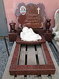 Памятник детский Облачко. Памятник младенцу, фото 7