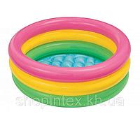 Надувной бассейн Intex 57402 (61 х22 см;)