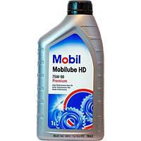Масло трансмиссионное MOBIL Mobilube HD 75W-90