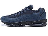 Мужские кроссовки Nike Air Max 95 'Obsidian & Black'