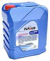 Масло PARSUN 4-х тактное 10W40 полусинтетика 20 літрів
