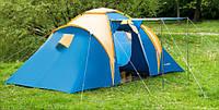 Палатка для туризма Acamper Sonata 4 новая  двухслойная