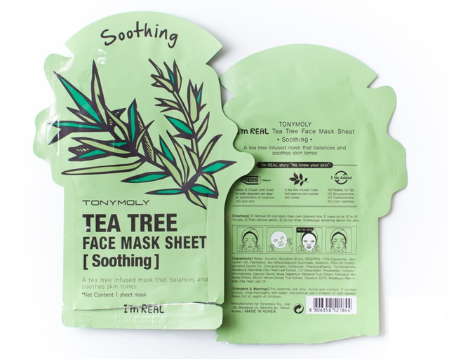 TONYMOLY I'm real Tea Tree