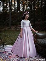 Детское нарядное платье FG0685 - индивидуальный пошив