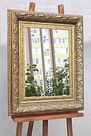 Зеркало в раме, настенное, 640х790 мм