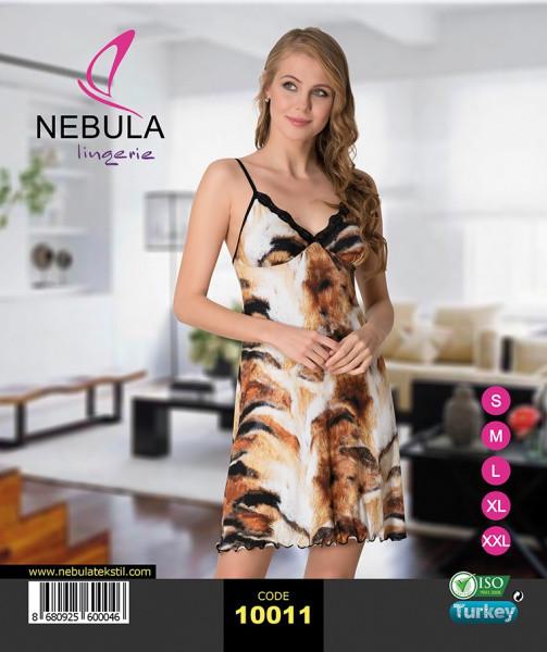 Ночная рубашка женская 10011 виcкоза Nebula