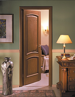 Двери межкомнатные коллекции Классика Шпон Омис